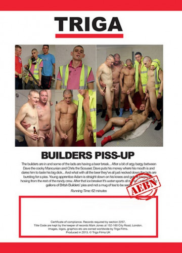 Builders Piss Up (2014)