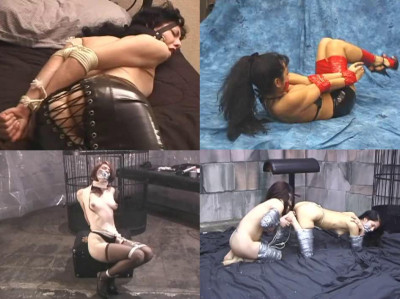 B & D Pleasures -  Mystery Man's Women Of Bondage