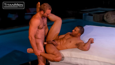 Night Heat: Scene 1: Jay Bentley & Tom Wolfe