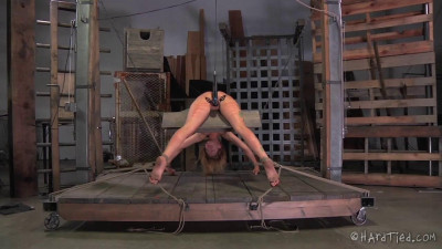 Hardtied Extreme Rope Bondage video 60