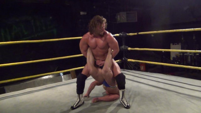 Garrett Thomas vs Joey Angel