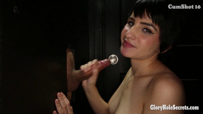 Alloras Second Glory Hole Video - August 5, 2016
