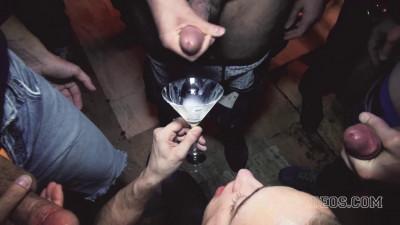 Thirsty for cum scene 2