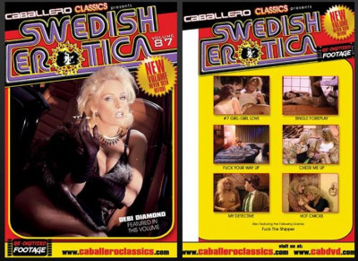 Swedish Erotica 87: Debi Diamond (Caballero Home Video)