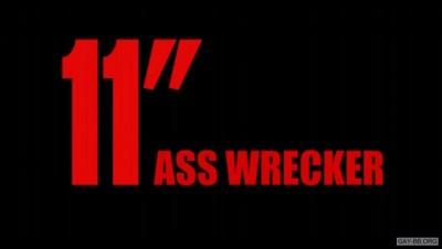 Matt Hughes 11 Inch Ass Wrecker