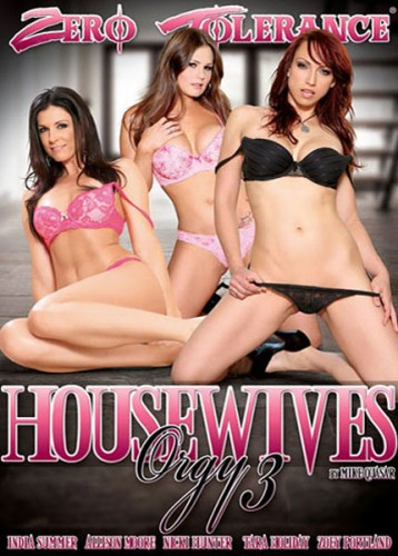 Housewives Orgy 3 (2013)