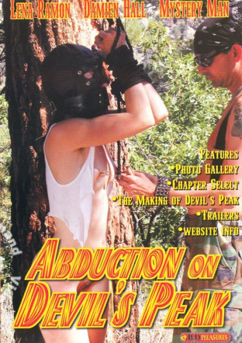B&D Pleasures - Abduction On Devils Peak DVD