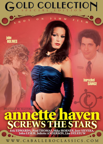 Annette Haven Screws The Stars (1980) (Caballero Video)