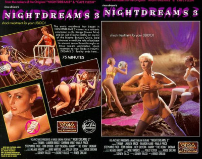 Night Dreams Vol. 3