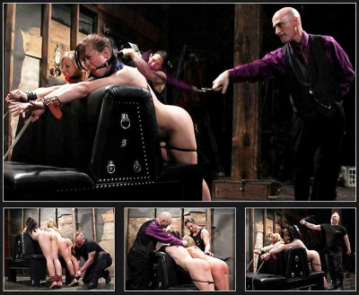 Live Caged & Whipped (10 Jan 2013) The Whip Chamber