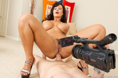 Lisa Ann Ass Stretching Anal  09.02.2015