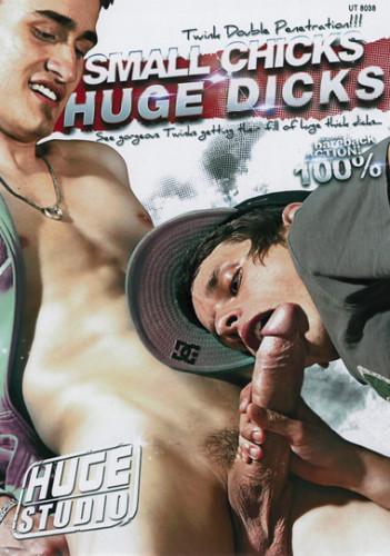 Small Chicks Huge Dicks (Double Penetration)