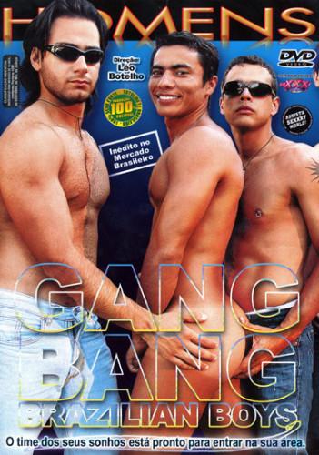 Gang Bang Brazilian Boys