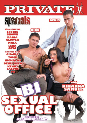 Private Specials 31: Bi Sexual Office