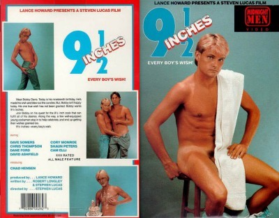 Bareback By 9 1/2 Inches Every Boy's Wish (1986) — Chris Allen, Cory Monroe, Dave Somers