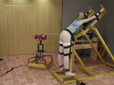The Spanking Machine First (P4f 2008)