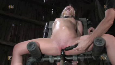 Tit Torture The Problem Is, This Pig's Tits Are A Joke, Completely Worthless