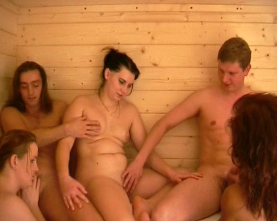 Swingers get steamy