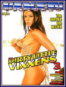 Dirty Little Vixxens vol3