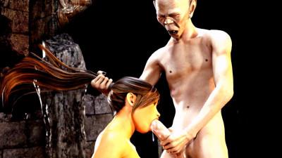 Lara Croft And The Golden Skull.