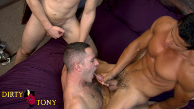 Dirty Tony – Fabian (AJ Irons), Bradley Rose, Clayton Archer