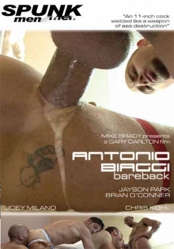 Antonio Biaggi Bareback (vid, online, fisting).