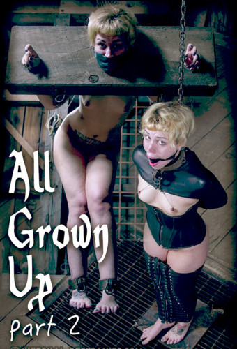 Infernalrestraints — Jul 17, 2015 - All Grown Up Part 2 - Elizabeth Thorn
