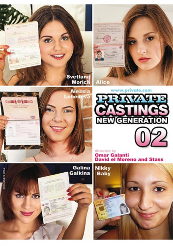 Private Castings: New Generation vol.02