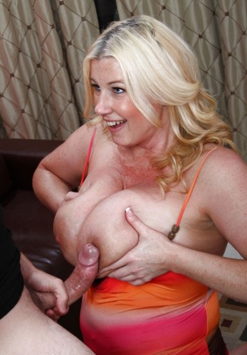Planet-Sized boobs on all-american slut Zoey Andrews