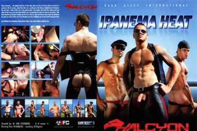 Ipanema Heat ( 2011,  Dark Alley Media , Halcyon S