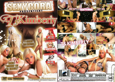 TS Kimberly – Compilation Anal And Cumshot (2013)
