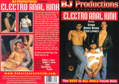Electro Anal Kink (1993) - Steve Lipariti, Storm, Rob Boxxer