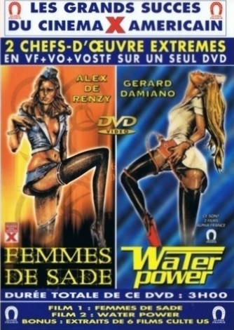 AFrance - Femmes De Sade (1976) (Blue One)