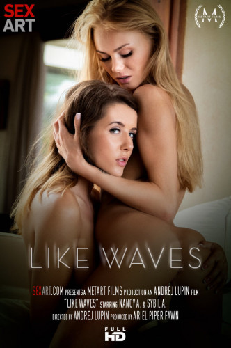 Nancy A, Sybil A — Like Waves FullHD 1080p