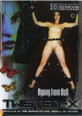 Agony From Hell DVD
