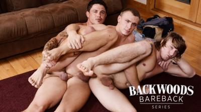 Backwoods Bareback -  Part 2
