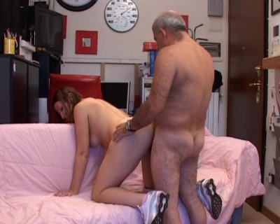 Old gay fuck his friend's daughter