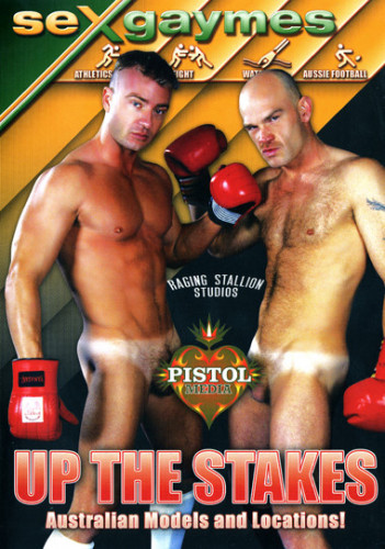Raging Stallion (Pistol Media) — Sexgaymes: Up The Stakes