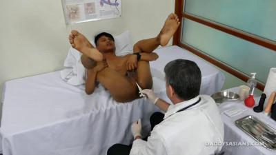 Mikals Anal Sex Treatment