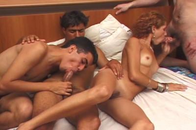 Bi Sex Sandwich 4, scene 2