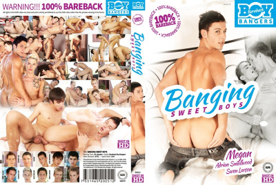 Banging Sweet Boys (bareback, gay, couple, extremely)