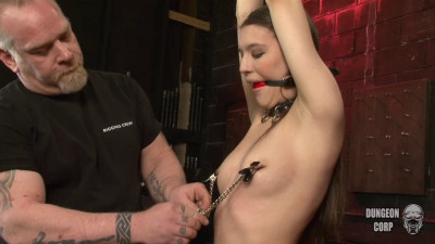Tied & Timid (12 Feb 2013) Strict Restraint