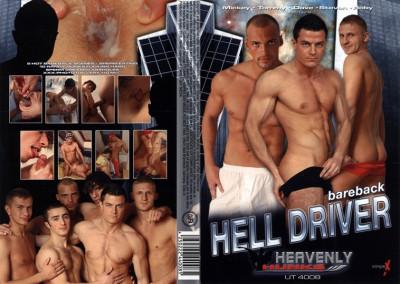 Bareback Hell Driver - dick, young, stud.