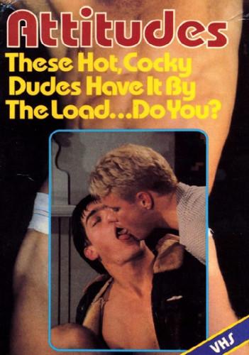 Bareback Attitudes 10 Inch Curved Dick (1982)