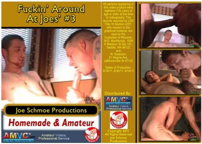 Fuckin' Around At Joes' 3 (2011) SiteRip