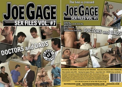 Dragon Media — Joe Gage Sex Files Vol #7 - Doctors and Dads