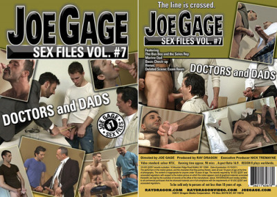 Dragon Media - Joe Gage Sex Files Vol #7 - Doctors and Dads