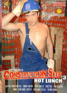 [Phallus] Construction site vol3 Scene #4