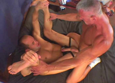 Mature Men Bareback With Young Boys