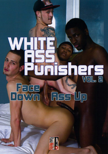 Flava Works White Ass Punishers Vol.2 Face Down Ass Up